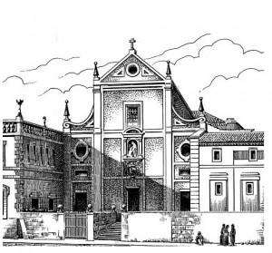 Iglesia de San Antonio del Prado